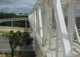 Rodovia SP-333 em Marília terá novas passarelas de pedestres