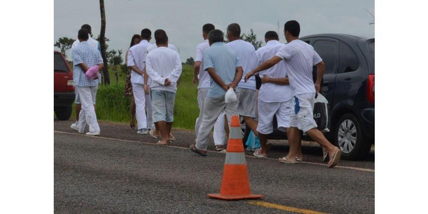 SP: 1,4 mil presos não voltaram à cadeia após saidinha de fim de ano