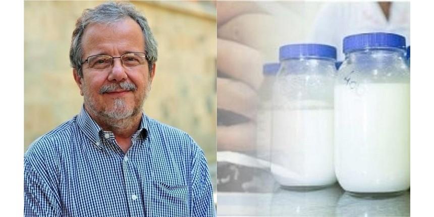 Brasileiro coordenador de bancos de leite materno ganha prêmio da OMS
