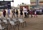 Grupo deixa a quarentena na Base Aérea de Anápolis após...