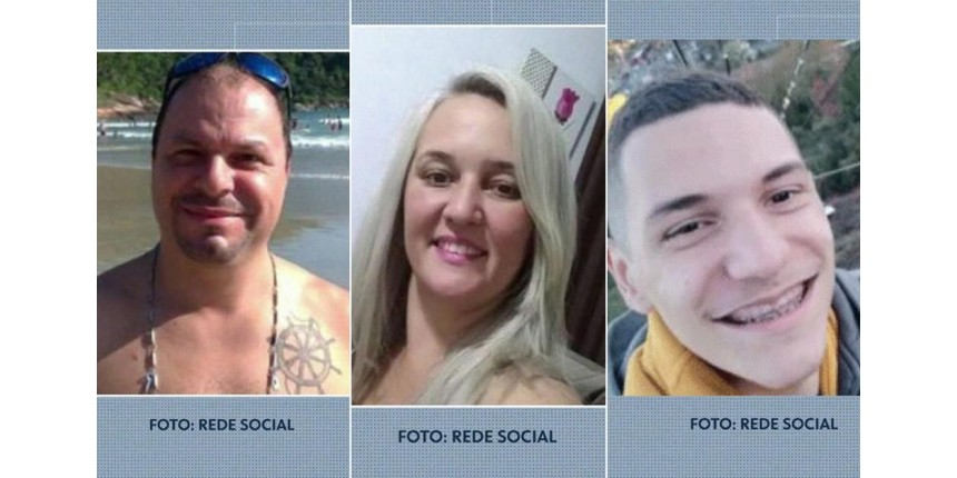 Polícia tenta identificar sexto suspeito de participar da morte de família