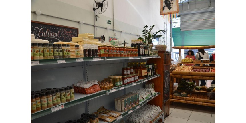 Produtos brasileiros são expostos na maior feira de orgânicos do mundo