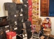 Suspeitos de falsificação de bebidas são presos