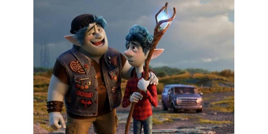 Dois Irmãos, nova animação da Pixar, é a maior estreia da semana