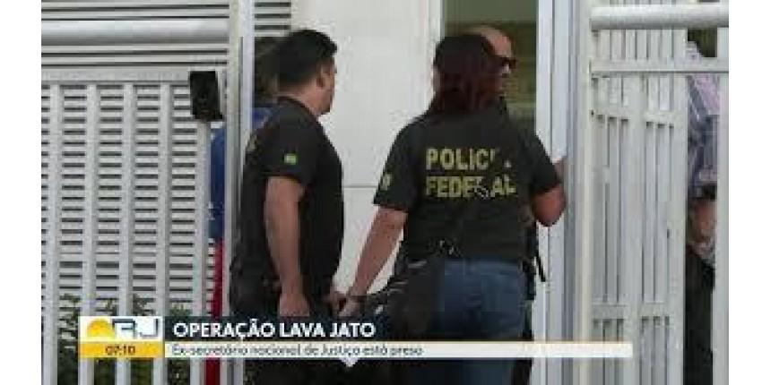 Ex-secretário nacional de Justiça, Astério Pereira dos Santos é preso pela Lava Jato