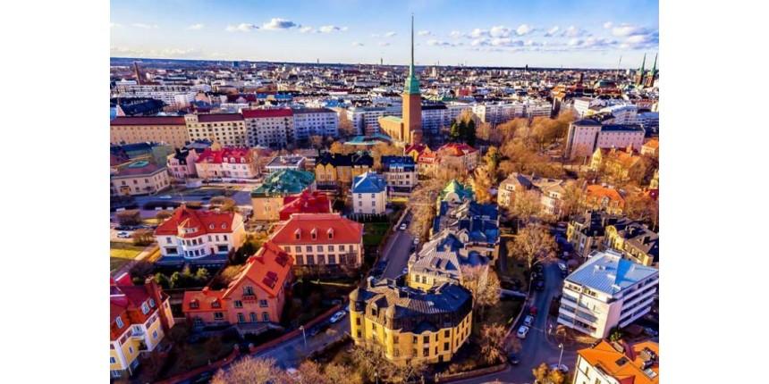 Finlândia é eleita país mais feliz do mundo pela 3ª vez