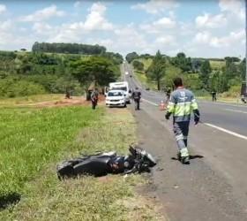 Morre PM que foi derrubado da moto por carro na...