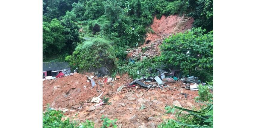 Temporal causa 9 mortes na Baixada Santista