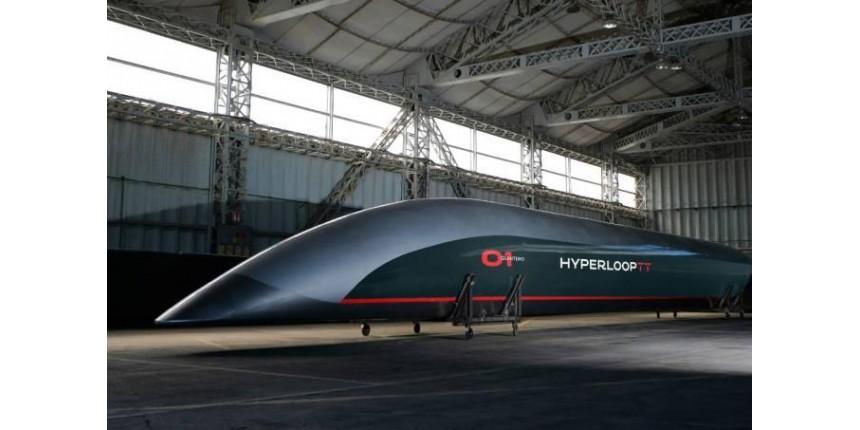 Trem ultrarrápido que faz SP-Rio em 25 minutos pode chegar ao país em 2025