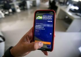 Caixa libera auxílio de R$ 600 para 1,6 milhão nesta quarta-feira