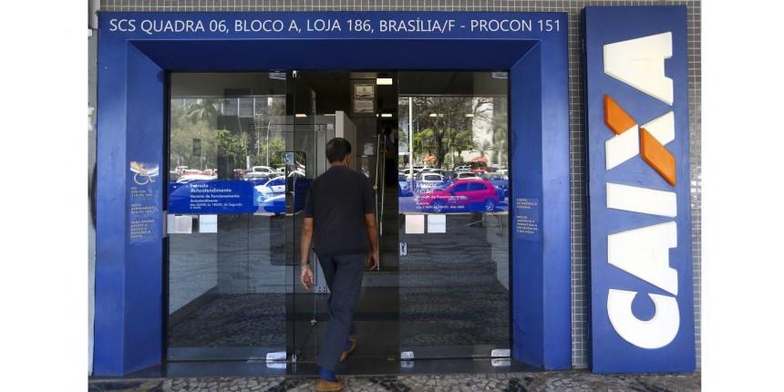 Caixa paga auxílio emergencial a 5 milhões de beneficiários