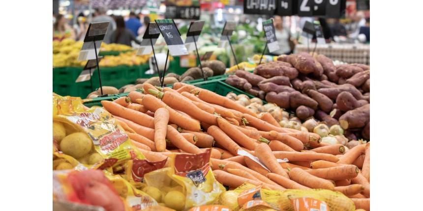 Como higienizar as compras do mercado ou da feira