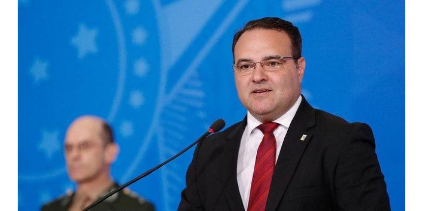 Jorge Oliveira é escolhido para ser o novo ministro da Justiça