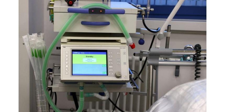 Pesquisadores da USP desenvolvem ventilador pulmonar de baixo custo