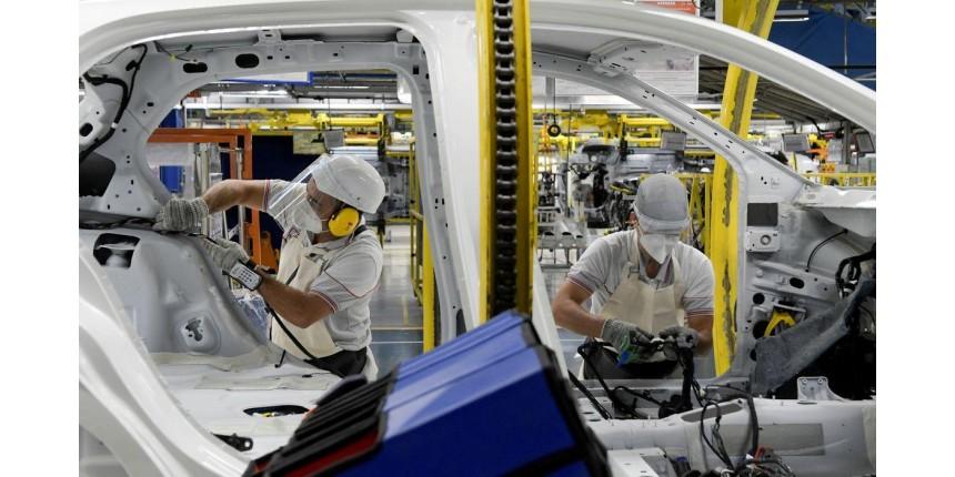 Faturamento caiu em mais de 80% das indústrias nos últimos 45 dias