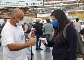Uso de máscara é obrigatório em SP a partir desta quinta-feira (7)