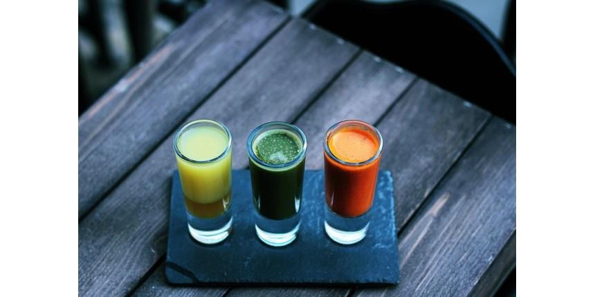 Você conhece o shot matinal? Confira 3 receitinhas