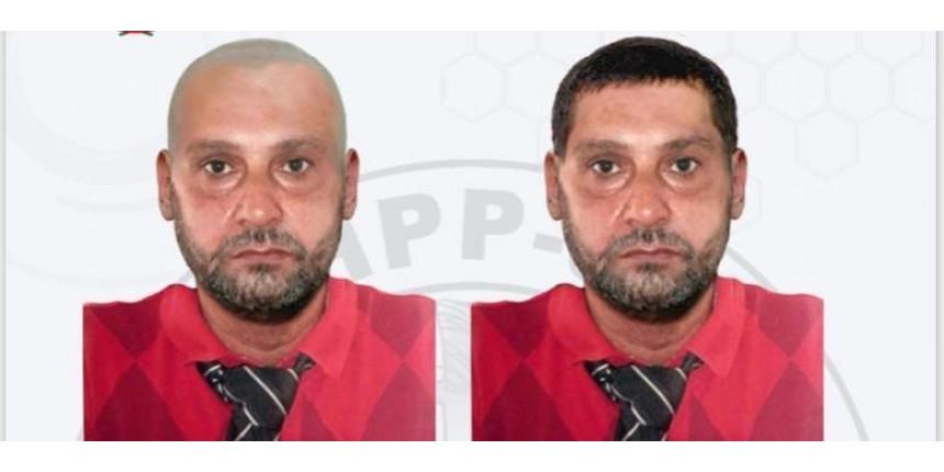 Assassino do ator Rafael Miguel fugiu com ajuda de amigos