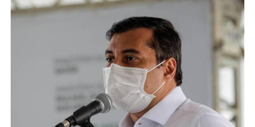 Governador do Amazonas, Wilson Lima, é alvo de operação da PF
