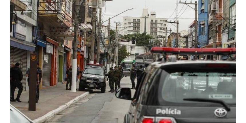 SP: assalto a banco com reféns acaba com 2 mortos e 4 presos