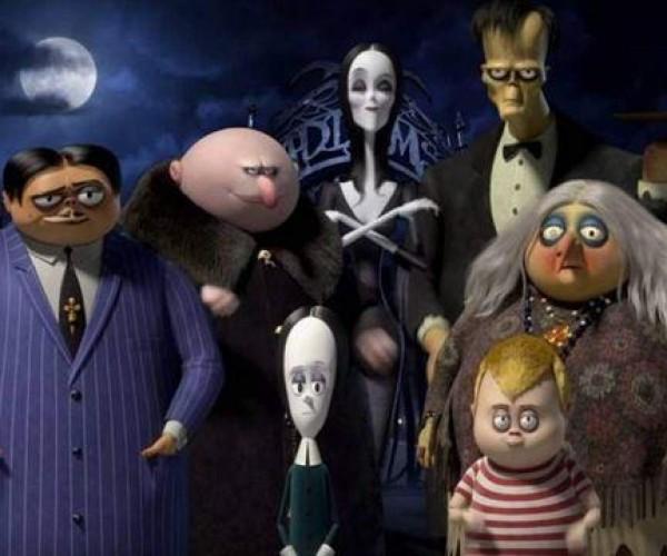 A Família Addams (2019): Filme infantil é a Superestreia Telecine...