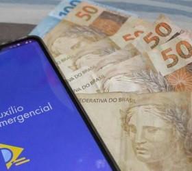 Caixa conclui hoje depósitos do auxílio de R$ 600 para...