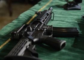 Polícia Rodoviária Federal apreende fuzis na Rio-Santos