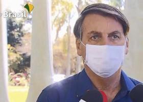 Resultado de teste de Bolsonaro dá positivo para covid-19