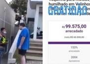 Vaquinha online arrecada R$ 100 mil para motoboy de Valinhos...