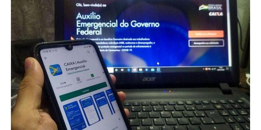 Caixa paga novas parcelas do auxílio a 5,6 milhões nesta sexta