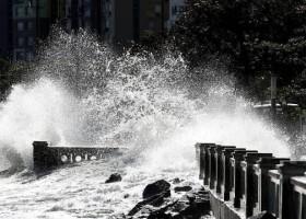 Ciclone bomba vai provocar ventania nas regiões Sul e Sudeste
