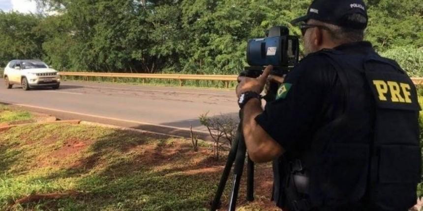 Contran proíbe uso de radar escondido em rodovias e vias urbanas