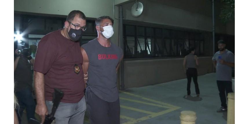 Homem que rasgou notas de carnaval é preso por suspeita de integrar quadrilha que ataca bancos em SP