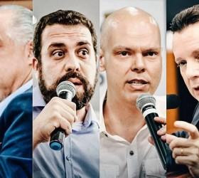 Russomano lidera pesquisa para prefeitura de São Paulo