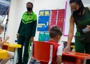 SP: reabertura de escolas amplia risco de covid-19 para 340...
