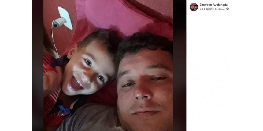 Pai e filho morrem em acidente com três caminhões em rodovia