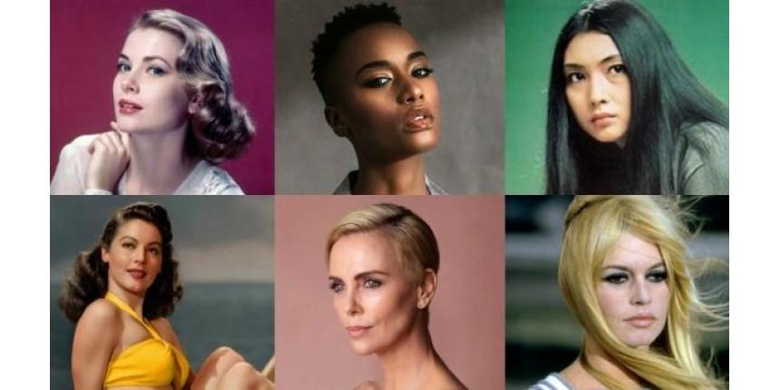 As 15 mulheres mais bonitas de todos os tempos
