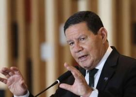 Mourão critica possibilidade de reeleição na Câmara e no Senado