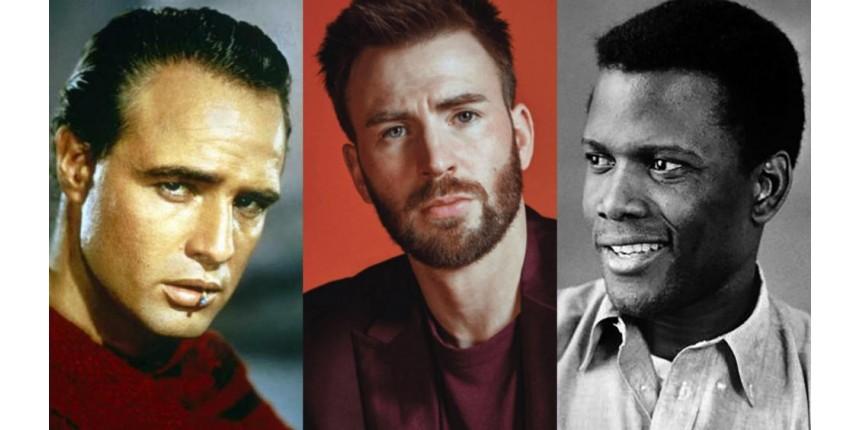 Os 20 atores de Hollywood mais bonitos de todos os tempos