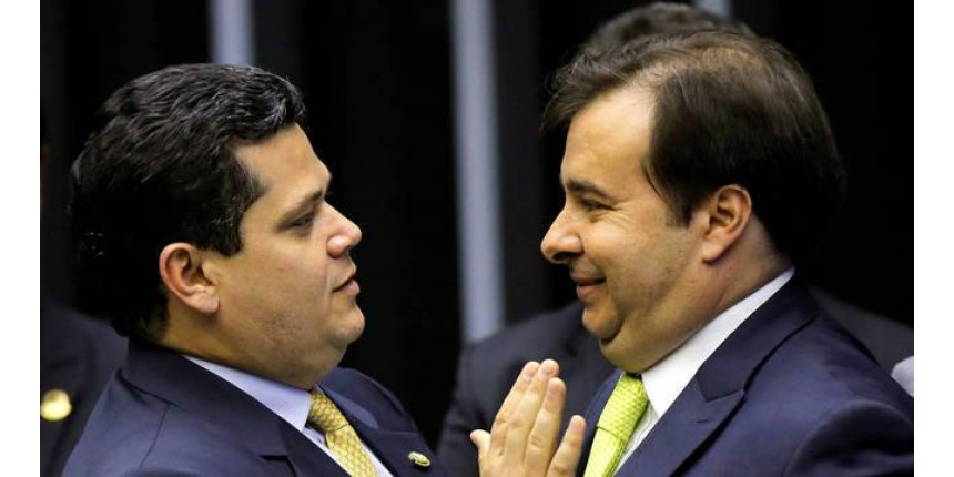 STF veta possibilidade de reeleição de Maia e Alcolumbre no Congresso