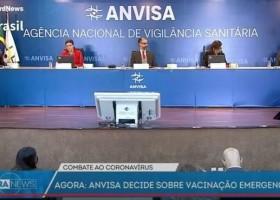 Anvisa indica que Doria desrespeitou protocolo ao começar a vacinação em São...