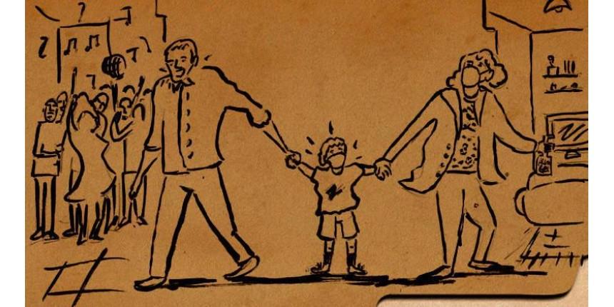 Mães vão à justiça contra pais que desrespeitam regras na quarentena