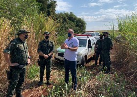 SP: Polícia Ambiental e MP fazem operação contra queimadas no estado