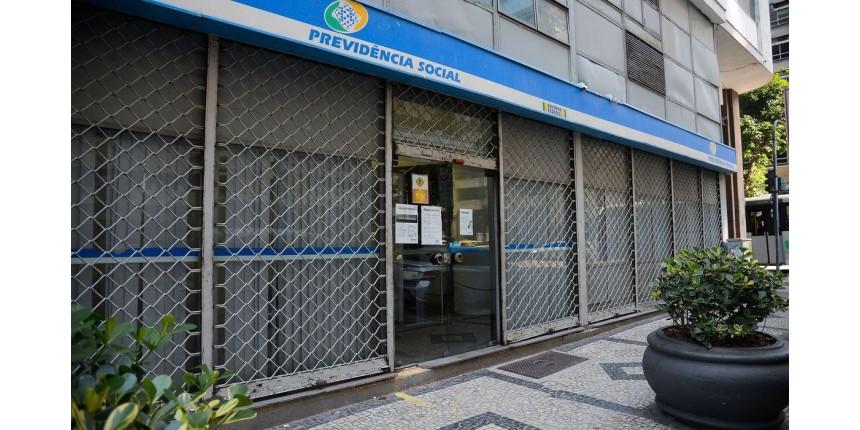 Agências do INSS passam a ter supervisão de atendimento presencial