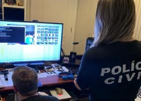 Polícia faz operação contra quadrilha de agiotagem em cinco...