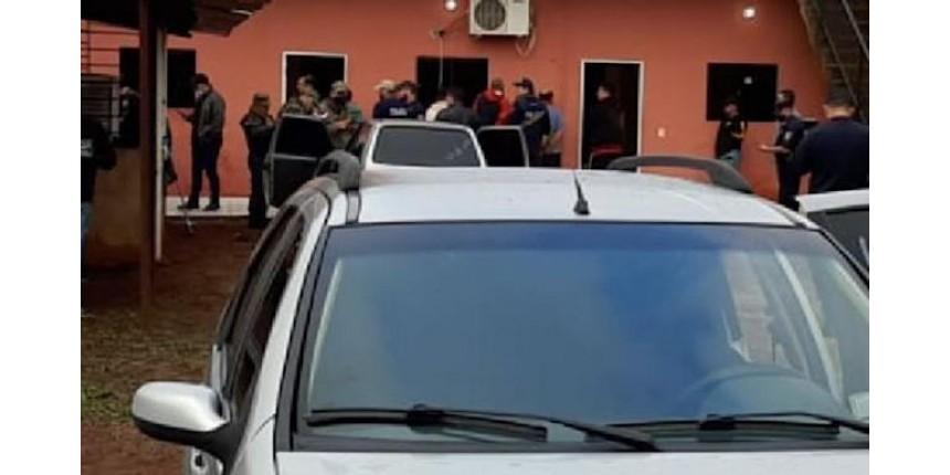 Brasileiros são presos por ligação com ataque a tiros no Paraguai